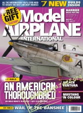 Model Airplane International 141 - April 2017