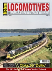 Modern Locomotives Illustrated - April/May 2017