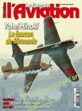 Le fana de l'aviation - Avril 2017