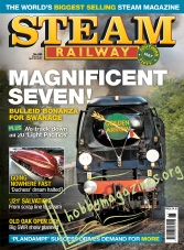 Steam Railway – March 24–April 20, 2017