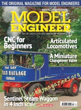 Model Engineer 4557 - 31 March /13 April 2017