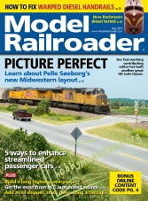 Model Railroader – May 2017