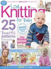 Love Knitting for Baby – March 2017