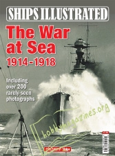 Ships Illustrated : The War at Sea 1914-1918