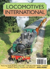 Locomotives International 105 - December/January 2017