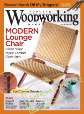 Popular Woodworking 232 - June 2017