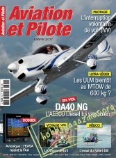 Aviation Et Pilote – Mars 2017