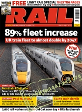 RAIL – March 29/April 11, 2017