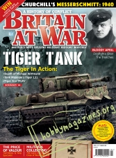 Britain At War - April 2017