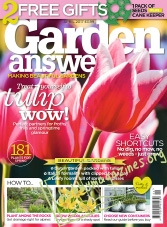 Garden Answers - April 2017