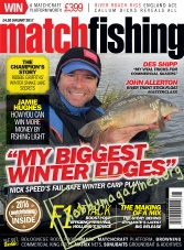 Match Fishing - January 2017
