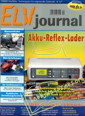 ELV Journal 2002-01