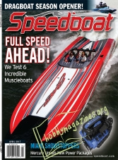 Speedboat - April 2017