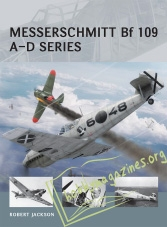 Air Vanguard : Messerschmitt Bf 109 A-D Series