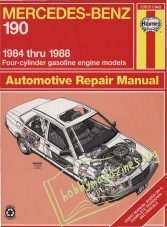 Mercedes-Benz 190 1984-88 Repair Manual