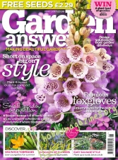 Garden Answers – May 2017
