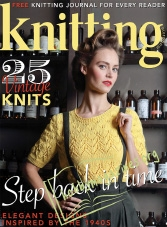 Knitting - May 2017