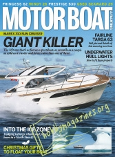 Motor Boat & Yachting - January 2017