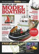 Model Boats Special - World of Model Boating