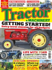 Tractor & Machinery – May 2017