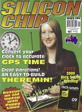Silicon Chip - March 2009