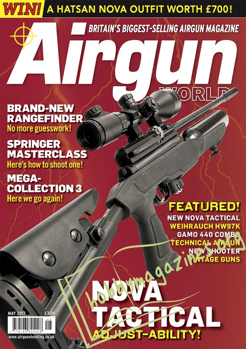 Airgun World – May 2017
