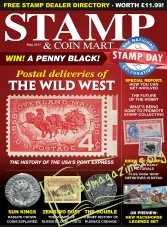 Stamp & Coin Mart – May 2017