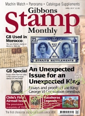 Gibbons Stamp Monthly - April 2017