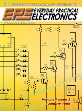 Everyday Practical Electronics Vol.1 Iss.3 - January 1999