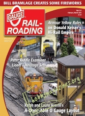 0 Gauge Railroading - February/March 2012