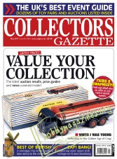 Collectors Gazette - May 2017