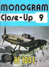 Monogram Close-Up 09 - Bf 109 F