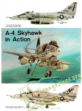 Aircraft In Action 011 :  A-4 Skyhawk In Action