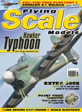 Flying Scale Models - June 2011