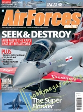 Airforces Monthly - May 2017