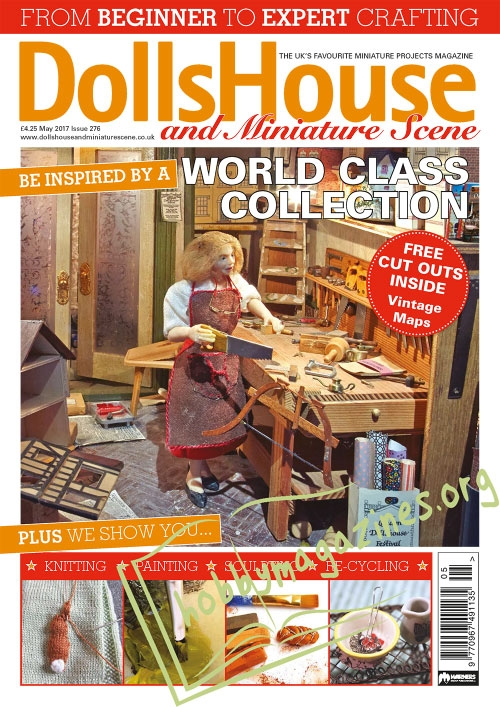 Dolls House and Miniature Scene – May 2017