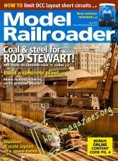 Model Railroader – June 2017
