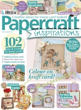 Papercraft Inspirations - June 2017