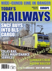 Todays Railways Europe - April 2017