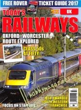 Todays Railways UK - May 2017