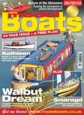 Model Boats - August 2012