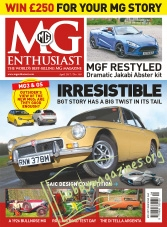 MG Enthusiast – April 2017
