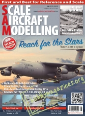 Scale Aircraft Modelling - May 2017