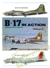 Aircraft In Action 012 - B-17 In Action