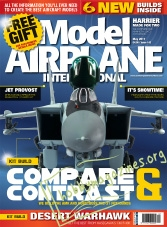 Model Airplane International 142 – May 2017