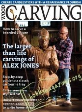 Woodcarving – May/June 2017