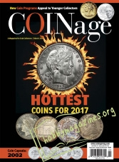 COINage – March 2017