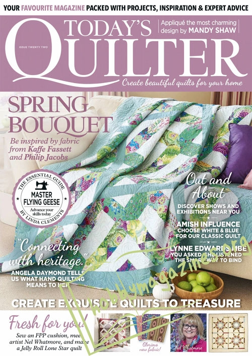 Today's Quilter 022,2017