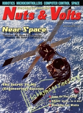 Nuts And Volts - February 2004