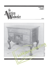 American Woodworker 001 - March 1985